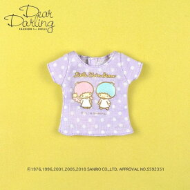 ネオブライス ドレス Dear Darling fashion for dolls「リトルツインスターズTシャツ」【あす楽対応】