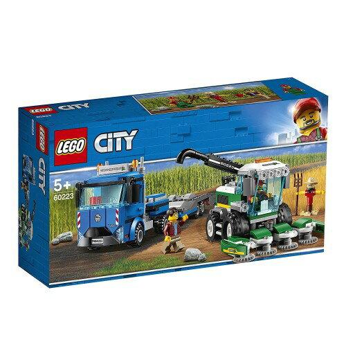 レゴ(LEGO) シティ 収穫トラクターと輸送車 60223【あす楽対応】