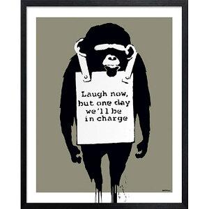 バンクシー Banksy ポスター アートパネル 絵画 インテリア アートポスター 壁掛け アートフレーム タペストリー プリントポスター デザイナー おしゃれ シンプル モダン IBA-61741