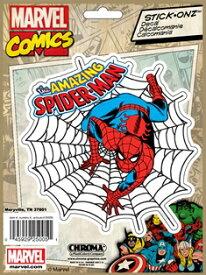 ステッカー スパイダーマン/Spiderman Stick-Onz/Marvel マーベル カーアクセサリー アメリカン
