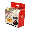 リ・ジェット(ReJET) キヤノン(Canon)用 BC-340XL FINEカートリッジ ブラック 大容量互換 リサイクルインク(EC3…