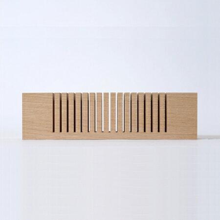 レタースタンドショート木製(レターラックレターケース葉書ホルダーはがきホルダーハガキホルダー手紙ディスプレイスタンド卓上整理机上整理卓上収納机上収納)LS-02/マルゲリータ