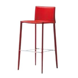 遠藤照明 家具 椅子 スツール LINDA(レッド)チェア/チェアー/CHAIR/イス MBC0074RD AbitaStyle(アビタスタイル) /マルゲリータ