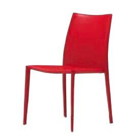 遠藤照明 家具 椅子 レザーチェア(レッド)チェア/チェアー/CHAIR/イス MYC0257RD AbitaStyle(アビタスタイル) /マルゲリータ