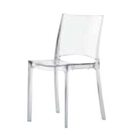 遠藤照明 家具 椅子 プラスチックチェア B-SIDE(クリア)チェア/チェアー/CHAIR/イス MYC0605CL AbitaStyle(アビタスタイル) /マルゲリータ