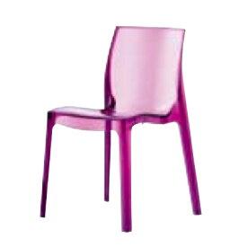 遠藤照明 家具 椅子 プラスチックチェア TENDER2(テンダー2)(クリアパープル)チェア/チェアー/CHAIR/イス MYC0606CP AbitaStyle(アビタスタイル) /マルゲリータ
