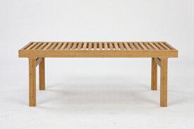 TEORI テオリ 美しい竹の家具 竹集成材のTEORI(テオリ)TENSION bench(テンション ベンチ)
