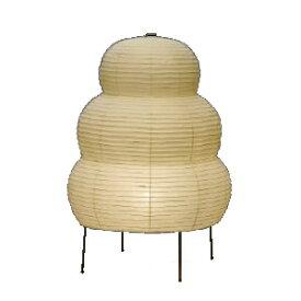 イサムノグチ AKARI あかり アカリ ISAMU NOGUCHI 和紙照明 スタンドライト 24N / スタンドタイプ ※40W形相当 LED電球付(フロアーライト フロアースタンド フロアーランプ 照明器具)