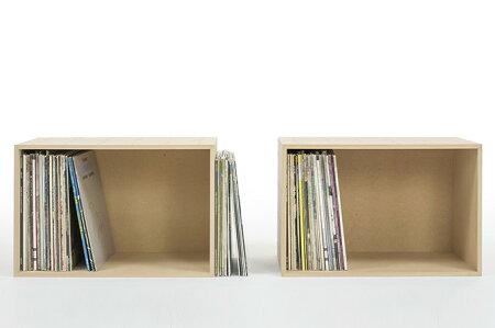 BLC-12(LPレコード収納ボックス)