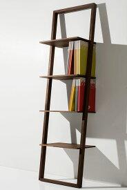 壁に立て掛ける本棚 ハイタイプ(簡単 本棚 ウォールラック ブックシェルフ ディスプレイラック おしゃれ インテリア 壁掛け 壁 壁面)BSL-01-H /マルゲリータ