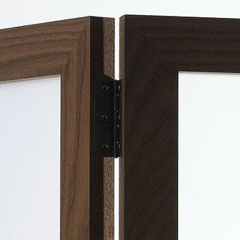 パーティション3連タイプ(パーテーション間仕切り衝立スクリーンおしゃれインテリア)PRT-01-T/マルゲリータ