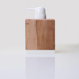CHITOSE SOAP DISPENCER りんごの木のソープディスペンサー 木村木品製作所