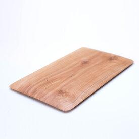 KIMURA WOODCRAFT FACTORY りんごの木のプレートS型 木村木品製作所 /マルゲリータ