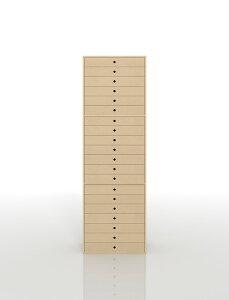書類収納棚 A3 引き出し 木製 20段(書類棚 書類整理棚 書類ケース 書類ラック 書類入れ 書類チェスト キャビネット 引出し収納 オフィス家具 大容量 マップケース 図面棚)DRW-A3-20 /マルゲリ