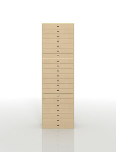 書類収納棚 A3 引き出し 木製 21段(書類棚 書類整理棚 書類ケース 書類ラック 書類入れ 書類チェスト キャビネット 引出し収納 オフィス家具 大容量 マップケース 図面棚)DRW-A3-21 /マルゲリ
