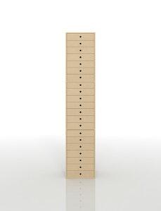 書類収納棚 A4 引き出し 木製 21段(書類棚 書類整理棚 書類ケース 書類ラック 書類入れ 書類チェスト キャビネット 引出し収納 オフィス家具 大容量)DRW-A4-21/マルゲリータ