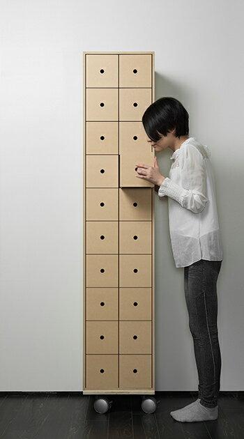 ad06f74fd9 楽天市場】CDラック おしゃれ 大容量 CD収納棚 木製 引き出し 2列×9段 ...