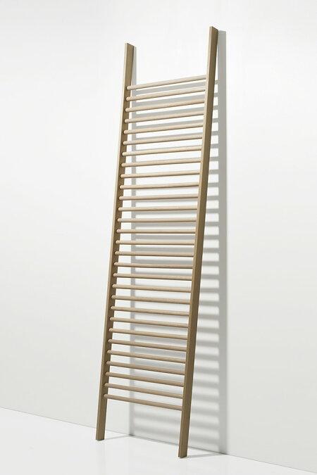 多目的ハンガーBONE・梯子タイプ(多目的ラック・マルチハンガー・マルチラック・小物掛け・壁に立てかける・梯子状・木製・おしゃれ・デザイン・インテリア・送料無料)/BONE-01/Ladderシリーズ/マルゲリータ