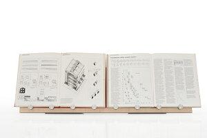 ブックスタンド 木製 W900 可動ボルトタイプ(本立て 本たて 本台 マガジンラック 本 雑誌 カタログ パンフレット 資料 ディスプレイ ラック ディスプレイラック 展示 ラック 展示ラック 卓上