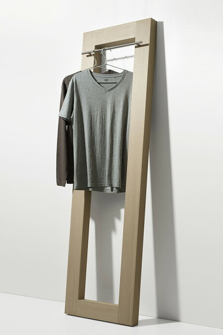 コートハンガー1段木製(玄関コート掛けコートかけおしゃれデザインコートスタンドハンガースタンドハンガーラック洋服掛け洋服かけコートラック)CH-01/マルゲリータ