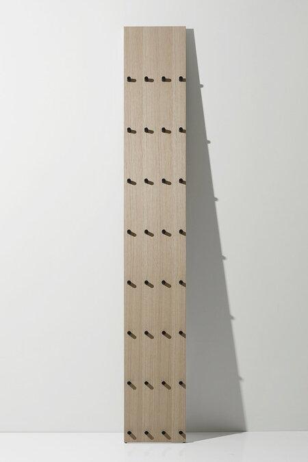 DVDラック木製(DVDを飾るDVDトールケースディスプレイラックディスプレー展示見せる収納おしゃれデザインインテリア壁掛け)DVD-03