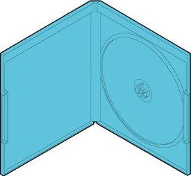ブルーレイケース 12mm厚 1枚用 120枚セット(blu lay ブルーレイディスク 収納ケース 収納プラケース DVDと区別 ブルーレイマーク) /マルゲリータ