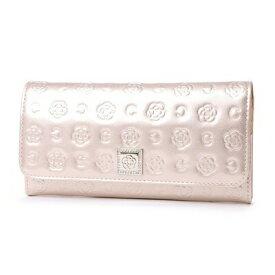 クレイサス 財布 CLATHAS バッグ クレイサス 正規品 新品 クレイサス ベティ口金長財布 ベージュロゼ