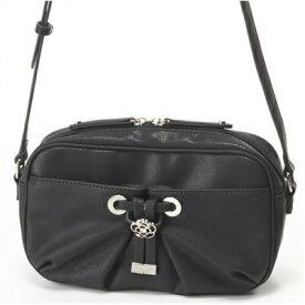 【あす楽】クレイサス 財布 CLATHAS バッグ クレイサス 正規品 新品 クレイサス リボンモチーフショルダーバッグ ブラック