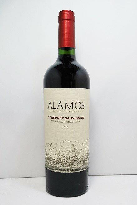 カテナ  アラモス・カベルネ・ソーヴィニヨン [2016]Catena Alamos Cabernet Sauvignon