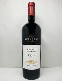 テラザス  レゼルヴァ・マルベック [2017]Terrazas Reserva Malbec