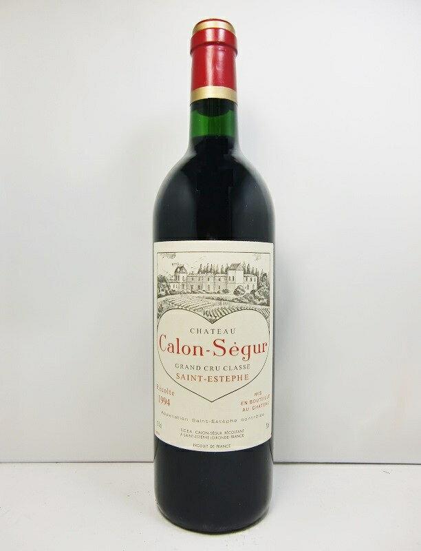 シャトー・カロン・セギュール [1994]Chateau Calon Segur