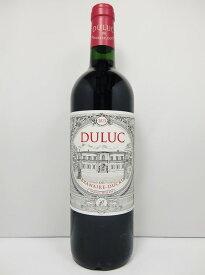 デュリュック・ド・ブラネール・デュクリュ [2013]Duluc de Branaire Ducru