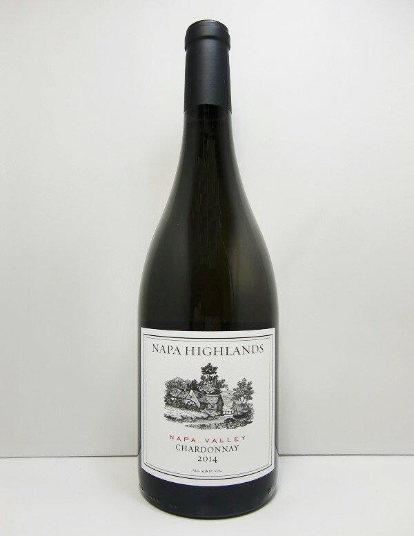 ナパ・ハイランズシャルドネ ナパ・ヴァレー [2014]Napa Highlands Chardonnay Napa Valley