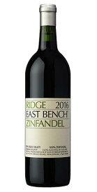 リッジ イースト・ベンチ・ジンファンデル [2016]Ridge East Bench Zinfandel