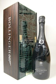 ボランジェ007 ブリュット・エディション・リミテッド・スペクター [2011]Bollinger 007 Brut Edition Limitee Spectre