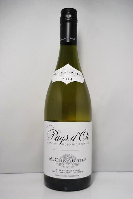 M.シャプティエペイ・ドック ブラン [2015]M.Chapoutier Pays d'Oc Blanc