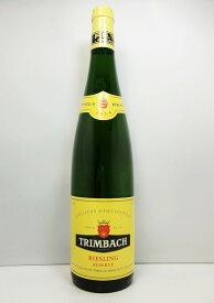 F.E.トリンバック リースリング・レゼルヴ [2018]F.E Trimbach Riesling Reserve