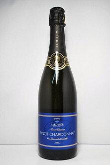 kabikkioribarovie·pino·霞多麗幹白葡萄酒·buryutto Cavicchioli Barovier Pinot Chardonnay Brut