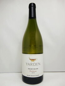 ヤルデン シャルドネ [2018]Yarden Chardonnay
