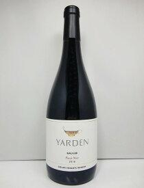 ヤルデン ピノ・ノワール [2018]Yarden Pinot Noir
