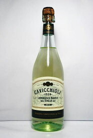 カビッキオーリ ランブルスコ・ビアンコ・ドルチェ 12本Cavicchioli Lambrusco Bianco Dolce