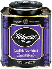 リッジウェイ リーフ・ティー イングリシュ・ブレック・ファーストRidgeway Leaf Tea English Breakfast
