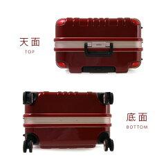 スーツケースキャリーバッグキャリーバックキャリーケース無料受託手荷物中型Mサイズ5日6日7日容量拡張機能搭載ダブルキャスターメーカー1年修理保証LEGENDWALKERレジェンドウォーカー5022シリーズの後継モデル『5122-62』