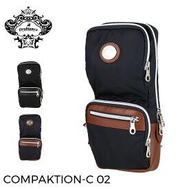【今だけポイント10倍!】オロビアンコ ボディバッグ ショルダーバッグ OROBIANCO COMPAKTION-C 02 ビジネス 鞄 メンズ レディース ギフト バレンタイン バッグ orobianco-90467