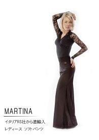 レディース 練習着 ソフトパンツ  社交ダンス レッスンウェア ダンス ラテン スタンダード マリグラントインターナショナル RS Atelier 「MARTINA」