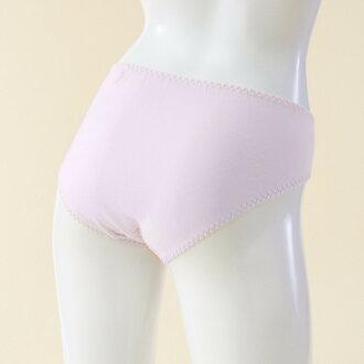 【安心高品質の日本製】肌にやさしい天然綿100%ショーツ【M/Lサイズ】シンプル