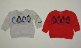 40%OFF メール便送料無料F.O.KIDS【R411119】Banksy(バンクシー)グラフィティトレーナー_19秋冬