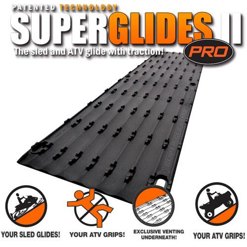 Super Glide Pro 2(トレーラー用レール)1枚※同梱不可送料一律1,296円(税込)※沖縄・離島除く