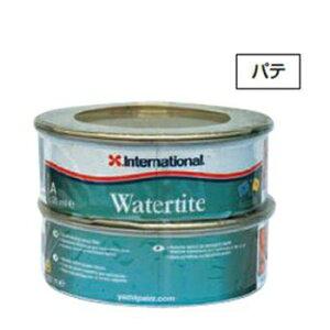 ウォータータイト(パテ)ライトブルー 1Lセット※メーカー取り寄せ商品※納期:メーカー確認後連絡※特別送料