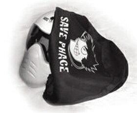 セーブフェイスマスク用 バッグ ブラック